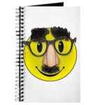 Smiley Disguise Journal