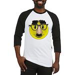 Smiley Disguise Baseball Jersey