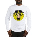 Smiley Disguise Long Sleeve T-Shirt