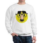 Smiley Disguise Sweatshirt