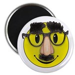 Smiley Disguise Magnet