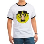Smiley Disguise Ringer T