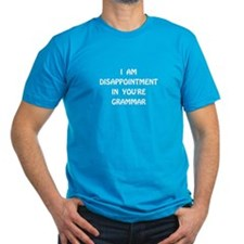 Disappointment Grammar T