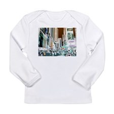 Times Square 3 Long Sleeve Infant T-Shirt
