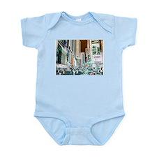 Times Square 3 Infant Bodysuit