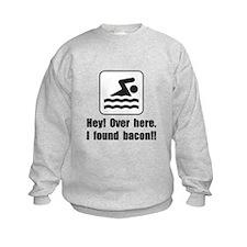 Found Bacon Sweatshirt