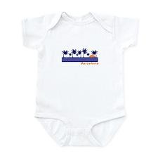 Cute Barcelona Infant Bodysuit