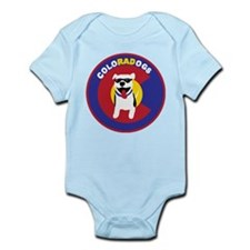 THE Official ColoRADogs Logo Infant Bodysuit