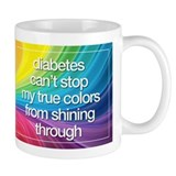Insulin Inspirations 2 Small Mugs