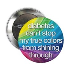 "Insulin Inspirations 2 2.25"" Button"