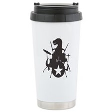 T-Rox Ceramic Travel Mug