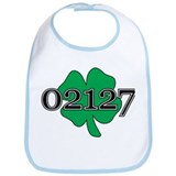 02127 Southie, Boston Bib