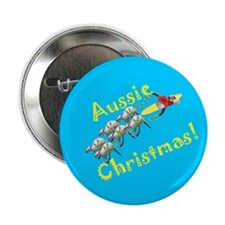 Christmas in Australia Button