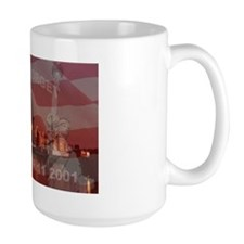Large never forget Mug