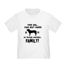 Belgian Laekenois dog breed designs T