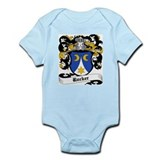 Rucker Coat of Arms Onesie