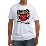 Romer Coat of Arms Fitted T-Shirt