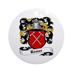Romer Coat of Arms Ornament (Round)