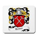 Romer Coat of Arms Mousepad