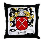 Romer Coat of Arms Throw Pillow