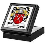 Romer Coat of Arms Keepsake Box