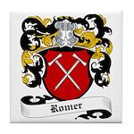 Romer Coat of Arms Tile Coaster