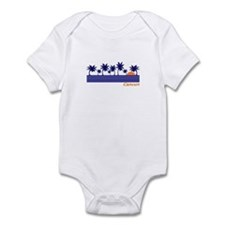 Cool Drink and dive Infant Bodysuit