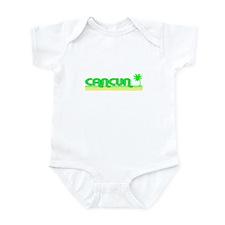 Drink and dive Infant Bodysuit