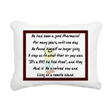 pharmacist pillow blanket 3.PNG Rectangular Canvas
