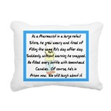Pharmacist pillow blanket 1.PNG Rectangular Canvas