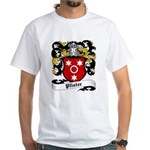 Pfister Coat of Arms White T-Shirt