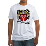 Pfister Coat of Arms Fitted T-Shirt