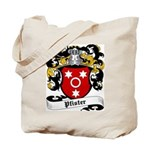 Pfister Coat of Arms Tote Bag