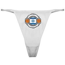 Israel Basketball Classic Thong