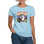 Malamute Meadow Women's Light T-Shirt