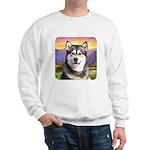 Malamute Meadow Sweatshirt