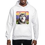 Malamute Meadow Hooded Sweatshirt