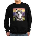Malamute Meadow Sweatshirt (dark)