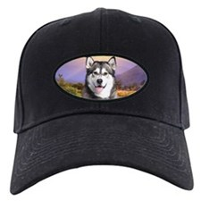 Malamute Meadow Baseball Hat