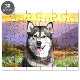 Malamute Meadow Puzzle
