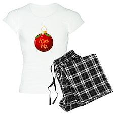 Kiss Me Christmas Pajamas