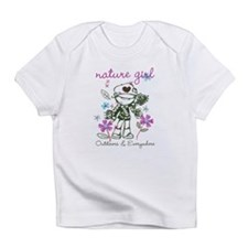 nature girl Infant T-Shirt