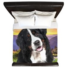Berner Meadow King Duvet