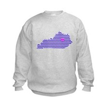 KY Chevron Lexington Sweatshirt