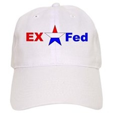 Retired Federal Employee Baseball Cap
