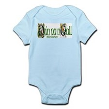 Donegal Dragon (Gaelic) Infant Bodysuit