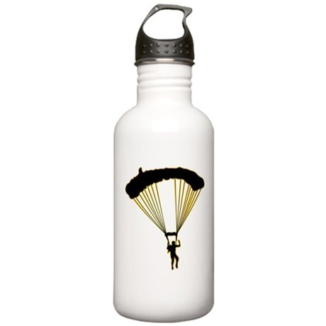 Parachuting Stainless Water Bottle 1.0L