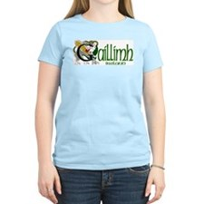 Galway Dragon (Gaelic) Women's T-Shirt