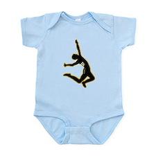 Long Jump Infant Bodysuit