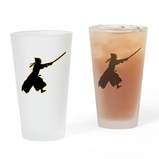 Kendo Drinking Glass